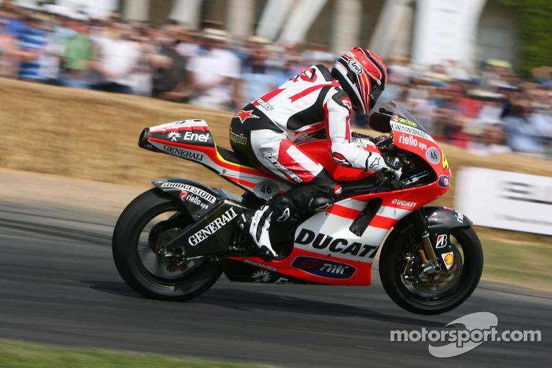 Randy Mamola, Ducati GP11