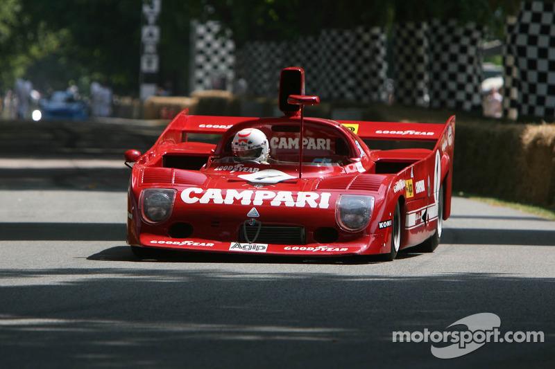 Arturo Merzario, Alfa Romeo Tipo 33 TT 12