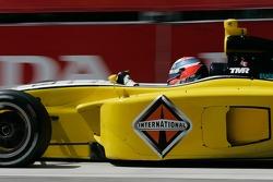 Juan Pablo Garcia, Team Moore Racing