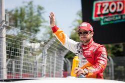 E.J. Viso, Team Venezuela/Andretti Autosport/HVM Chevrolet