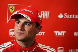 Davide Rigon, Ferrari pilota collaudatore