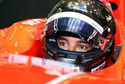 Rodolfo Gonzalez, Marussia F1 Team MR02