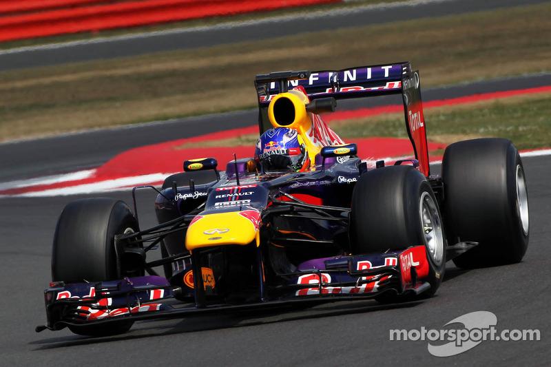 Daniel Ricciardo, Red Bull Racing RB9 Test Driver