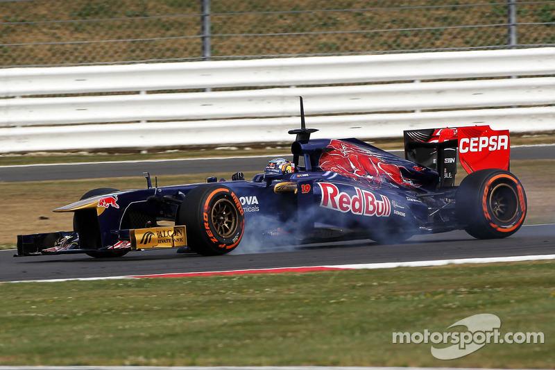 Juli 2013: Carlos Sainz Jr.