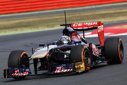 Carlos Sainz Jr., Scuderia Toro Rosso STR8
