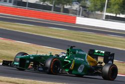 Will Stevens, Caterham CT03
