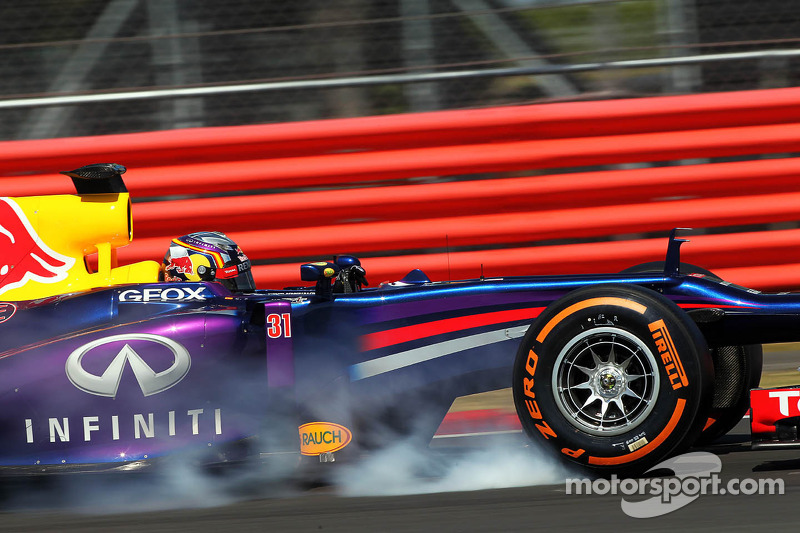 Карлос Сайнс-младший, Red Bull Racing RB9