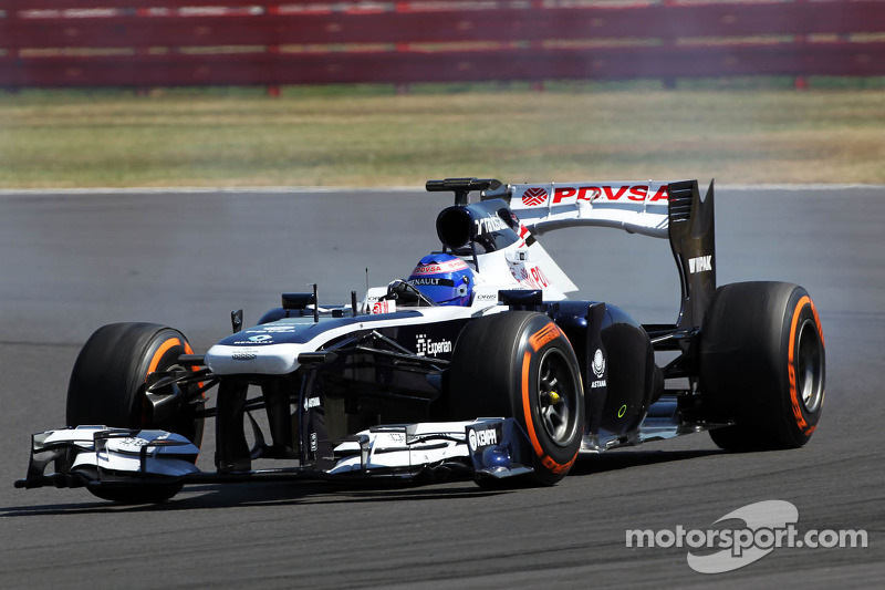 2013: Williams-Renault FW35