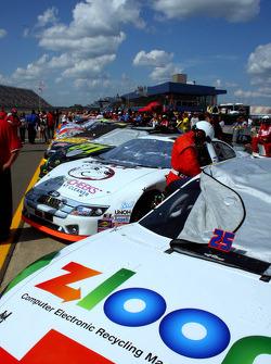 Justin Boston, Venturini Motorsports