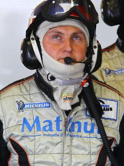 Team IMSA manager Franck Rava