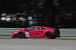 #60 Kox Racing Lamborghini Gallardo LP600 GT3: Peter Kox, Nico Pronk
