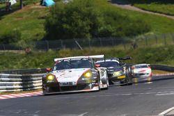 Jochen Krumbach, Georg Weiss, Michael Jacobs, Oliver Kainz, Wochenspiegel Team Manthey, Porsche 911