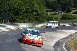 Markus Palttala, Jos Menten, RaceUnion Team Teichmann, Porsche 911 GT3 Cup