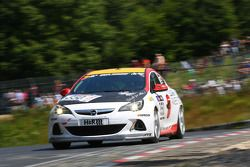 Mario Merten, Bonk Motorsport, Opel Astra OPC