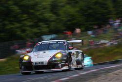 Jochen Krumbach, Georg Weiss, Oliver Kainz, Michael Jacobs, Wochenspiegel Team Manthey, Porsche 911 GT3 RSR