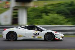 #59 Ferrari 458
