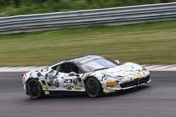 #23 Ferrari of Central Florida Ferrari 458: Onofrio Triarsi