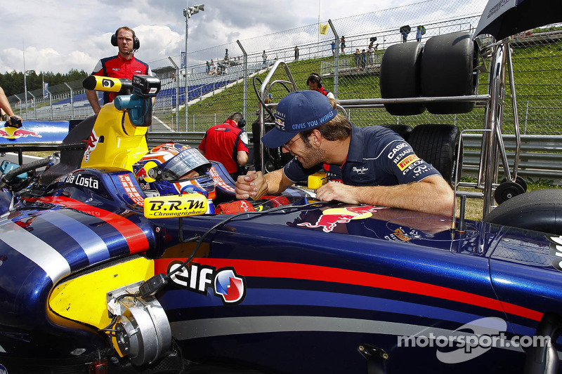 Jean-Eric Vergne and Antonio Felix da Costa