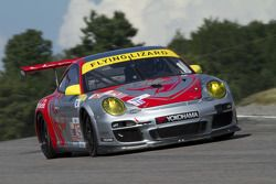 #45 Flying Lizard Motorsports Porsche 911 GT3 Cup: Nelson Canache, Spencer Pumpelly