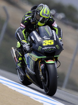 Cal Crutchlow, Monster Yamaha Tech 3
