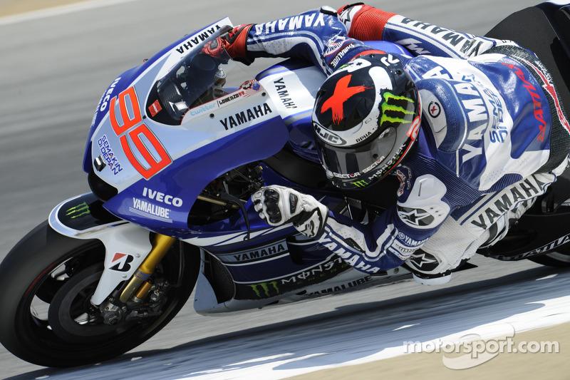 2013: Jorge Lorenzo, Yamaha Factory Racing