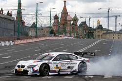 Энди Приоль. Moscow City Racing, Суббота.