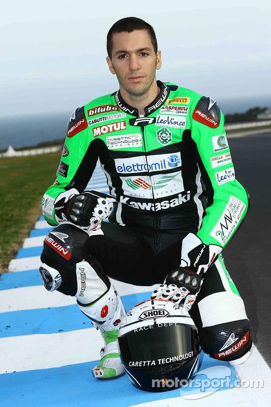 Andrea Antonelli, Equipe GoEleven Kawasaki