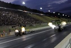 Brittany Force en Bob Vandergriff, Jr.