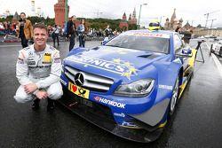Ральф Шумахер. Moscow City Racing, Суббота.
