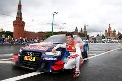 Майк Роккенфеллер. Moscow City Racing, Суббота.