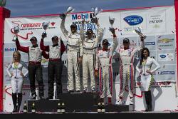 GTC class podium