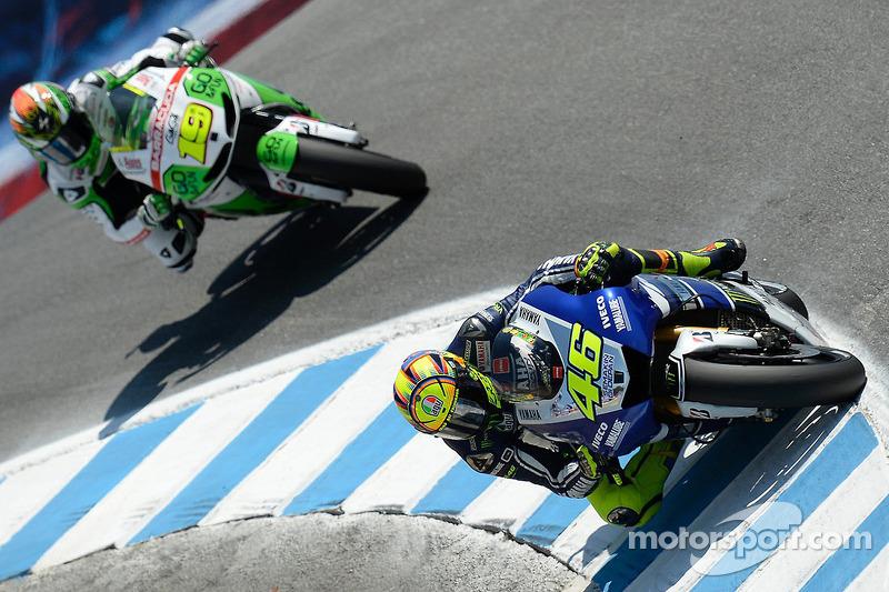 2013 - Rossi retrouve le podium