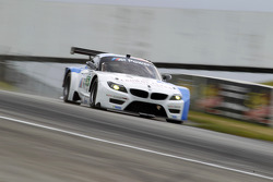 #56 BMW Team RLL E92 BMW Z4 GTE: Dirk Muller, John Edwards
