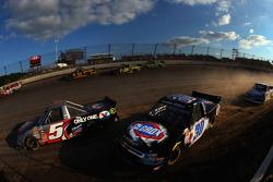 Jason Bowles e Kyle Larson