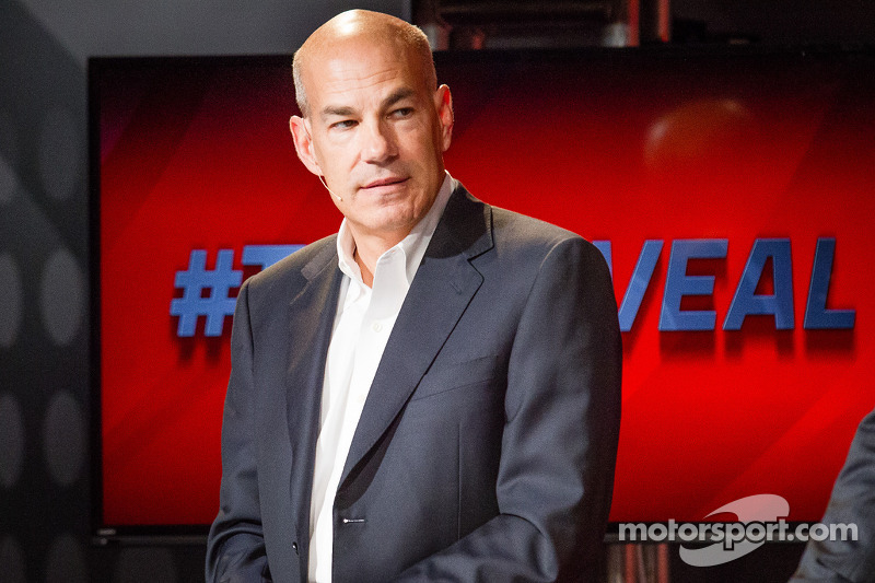 American Le Mans Series President and CEO Scott Atherton
