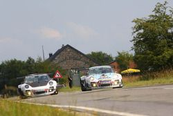 #911 Prospeed Competition, Porsche 997 GT3R: Marco Holzer, Nick Tandy, Marco Mapelli e #75 Prospeed