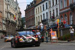 #230 JRM, Nissan GT-R Nismo GT3: Humaid Al Masaood, Charles Bateman, Matt Bell, Jody Fannin