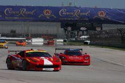 #64 Scuderia Corsa Ferrari 458: Rod Randall, Ken Wilden