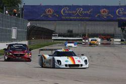 #8 Starworks Motorsport Ford Riley: Scott Mayer, Brendon Hartley