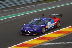 #70 SMP Racing, Ferrari 458 Italia: Alexey Basov, Alexander Skryabin, Alessandro Pier Guidi, Matteo