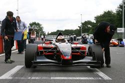 #30 Peter Milavec, Panoz DP01 (Champcar-2007)