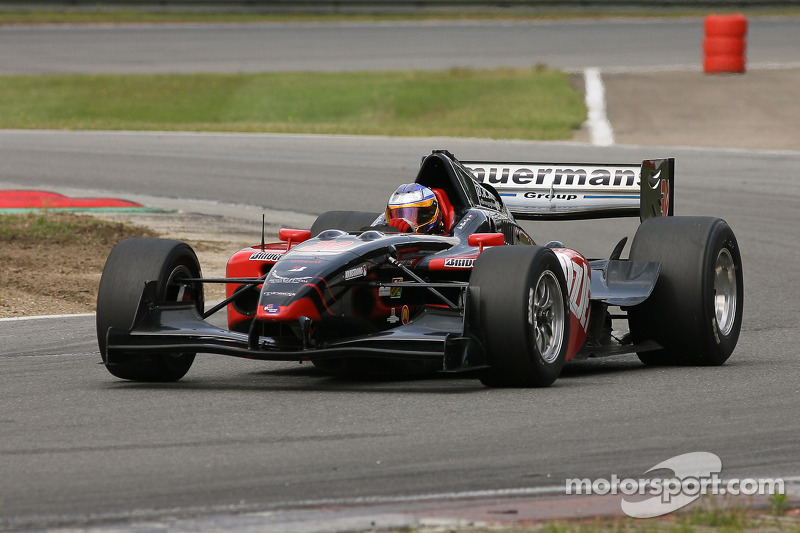 30 Peter Milavec, Panoz DP01 (Champcar-2007) at Dutch Super Single ...