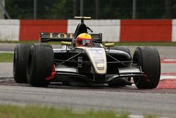 #53 Christian Eicke, Dallara (Worldseries by Renault-2008)
