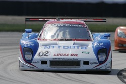 #02 Chip Ganassi Racing com Felix Sabates BMW Riley: Tony Kanaan, Joey Hand