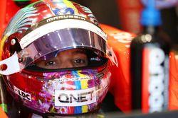Rodolfo Gonzalez, Marussia F1 Team MR02 Piloto de reserva