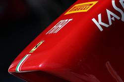 Ferrari F138 nosecone