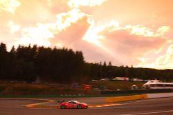 #44 Kessel Racing Ferrari 458 Italia: Cesar Ramos, Davide Rigon, Daniel Zampieri