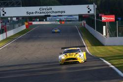 #100 GPR AMR, Aston Martin Vantage GT3: Bertrand Baguette, Darren Turner, Jamie Campbell-Walter