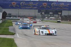 #8 Starworks Motorsport BMW Riley: Scott Mayer, Brendon Hartley, Pierre Kaffer
