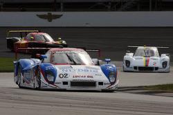 #02 Chip Ganassi Racing com Felix Sabates BMW Riley: Tony Kanaan, Joey Hand
